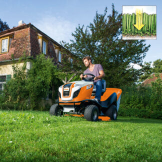 RT5097Z tracteur tondeuse