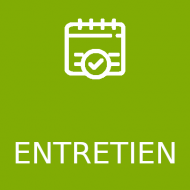 Entretienblock