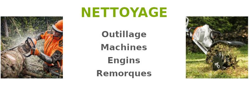 slider nettoyage